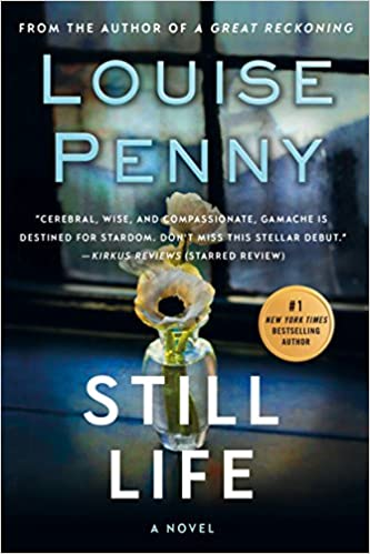 2020: #38 – Still Life (Louise Penny)