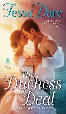 2021: #18 – The Duchess Deal (Tessa Dare)