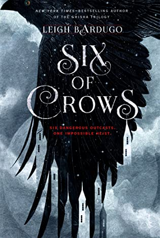 2021: #28 – Six of Crows (Leigh Bardugo)