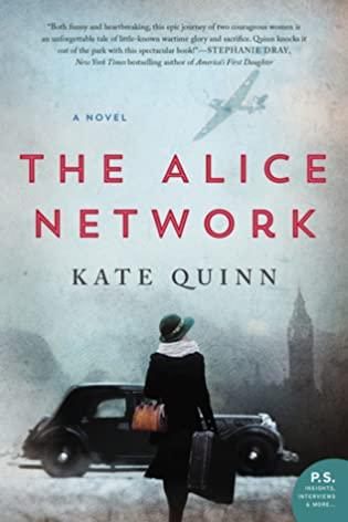 2021: #34 – The Alice Network (Kate Quinn)