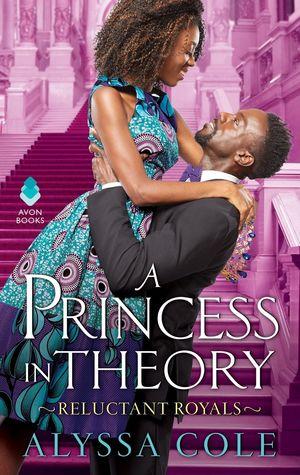 2021: #29 – A Princess in Theory (Alyssa Cole)