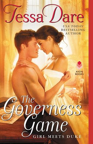 2021: #20 – The Governess Game (Tessa Dare)
