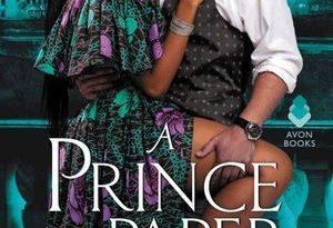 2021: #31 – A Prince on Paper (Alyssa Cole)