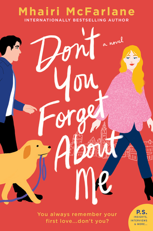 2021: #24 – Don't You Forget About Me (Mhairi McFarlane)