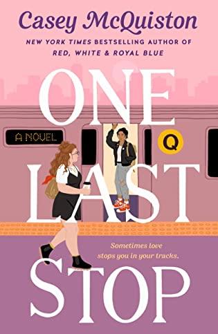 2021: #43 – One Last Stop (Casey McQuiston)