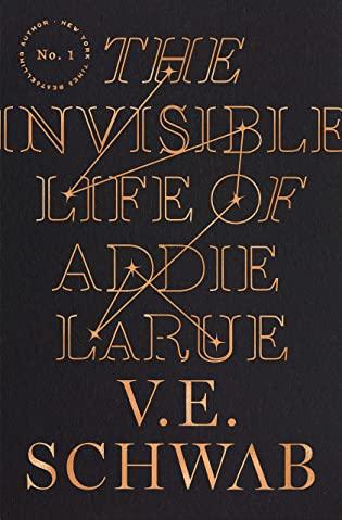 2021: #44 – The Invisible Life of Addie LaRue (V.E. Schwab)