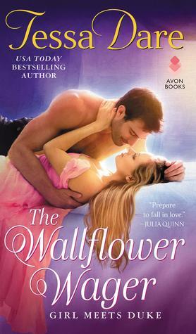 2021: #22 – The Wallflower Wager (Tessa Dare)
